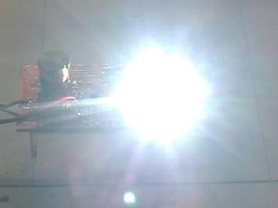 LED-Lampe 6...12V für alte Simson-Mopeds [140200-I]
