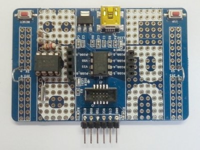 LPC810 with PCF8563 I²C Real-Time Clock