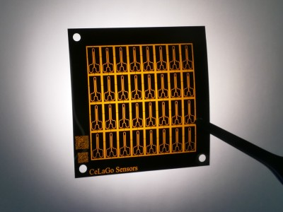 CeLaGo Sensors GmbH: The new generation of strain gauges