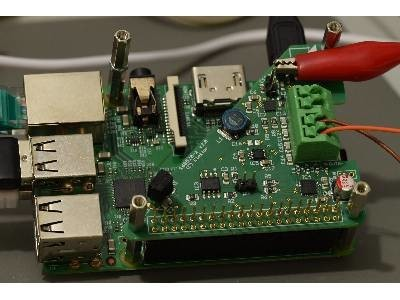 FM Radio Receiver with RDS for Raspberry Pi [160520