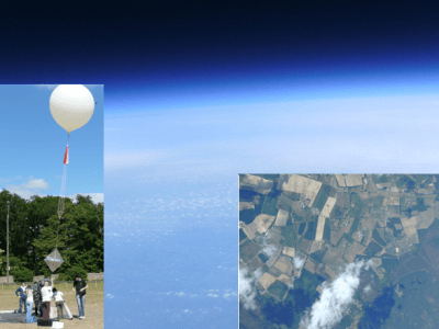 Multi-Purpose Data Acquisition Board for a Sounding Balloon [130082]