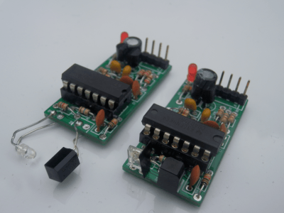 Sunlight-rejecting opto-switch