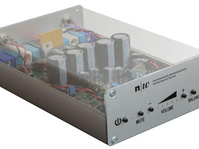 Klein, aber laut! Ein digitaler Audioverstärker als Kraftpaket auf einer Euro-Platine (2x 200W)