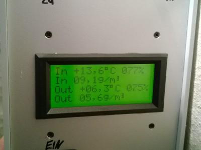 Feuchtegesteuerte Kellerlüftung / Humidity Basement Ventilation [140154]