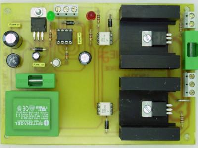L'entreprise lycéenne ECONERGIE propose un gradateur d'énergie en kit