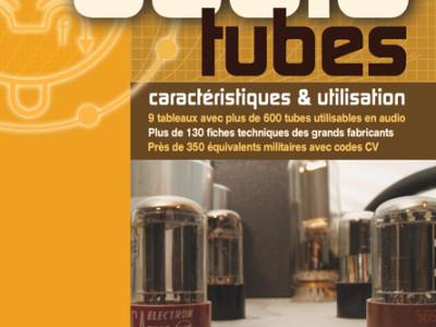 Equivalences des tubes audio : le nouveau livre de Francis Ibre