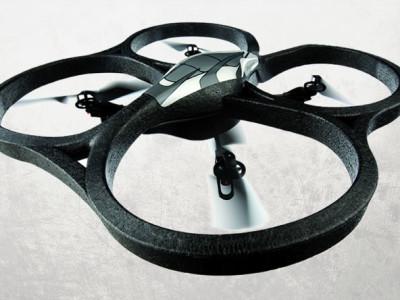 A.R. Drone et iPhone : ça plane pour moi