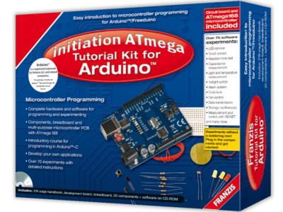 Déstockage Elektor : Arduino & Audio