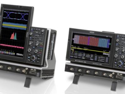 Un oscilloscope façon iPad