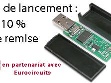 Baromètre USB en chute... de prix !