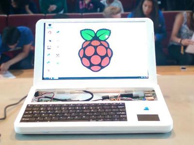 Raspberry Pi se change en ordinateur un portable