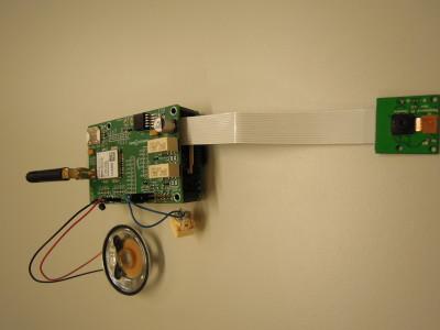 Raspberry Pi Doorbell bodyguard [150400]