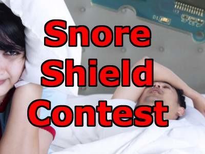 elektor labs snore shield contest