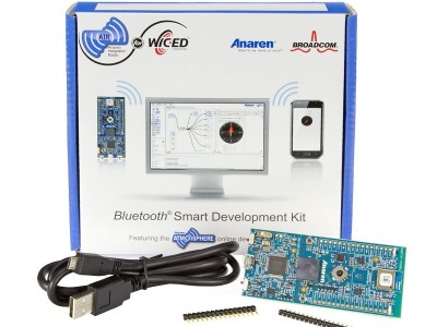 Banc d'essai : kit Bluetooth Smart Development d'Anaren