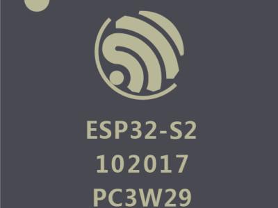 Nouveau microcontrôleur ESP : l'ESP32-S2