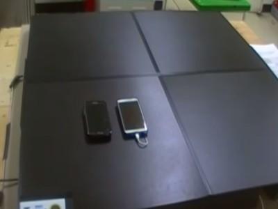 Recharger ses téléphones… sans aucun fil