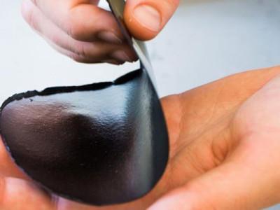 Le supercondensateur fin comme du papier