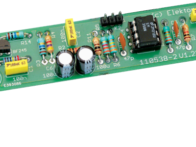 Projet n° 6 Arduino mesure La radioactivité