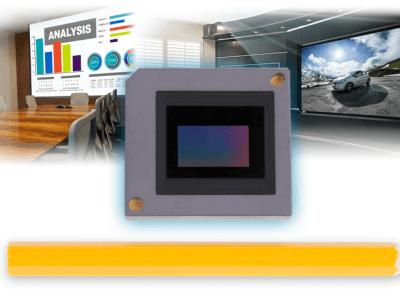 Nouvelle puce DLP® pour projecteurs 4K