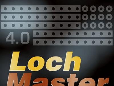 Banc d'essai : LochMaster, logiciel de dessin pour plaque d'essai