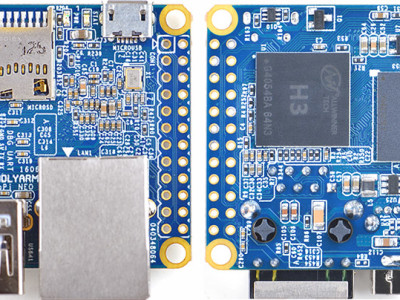 Carte NanoPi NEO de FriendlyARM pour moins de 10 €