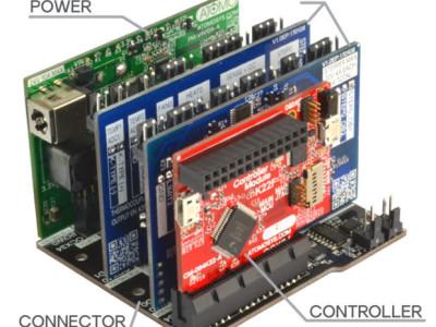 Système modulaire simple pour Raspberry Pi et autres
