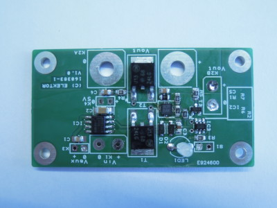Soft start for benchtop power supplies [160383]