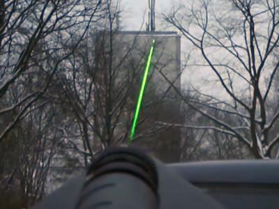 Analyseur de spectre RF de poing made in Germany