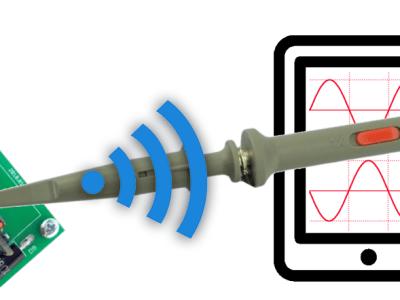 Projet : SmartProbe, instrument de mesure sans fil