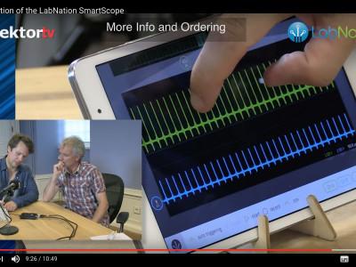 SmartScope : un instrument très bien conçu