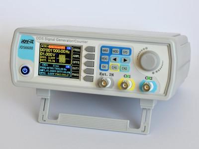Banc d'essai : générateur de fonctions DDS JOY-iT JDS6600