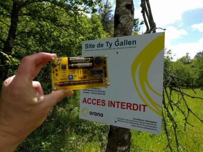Banc d'essai : détecter la radioactivité avec le compteur Geiger en kit de MightyOhm