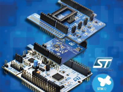 Nouveau livre : programmation des cartes STM32 Nucleo