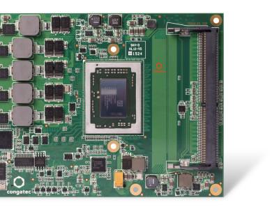 congatec présente son module COM Express avec SoC AMD G-Series