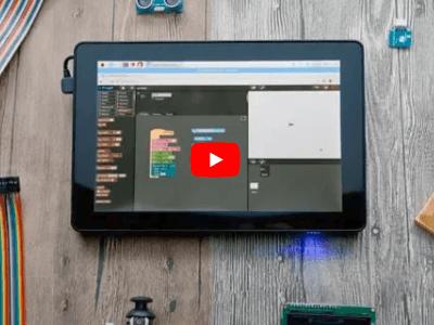 RasPad... et le Raspberry devient une tablette !