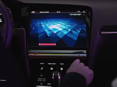 e-Golf Touch, nouveau système de commande gestuelle de Volkswagen