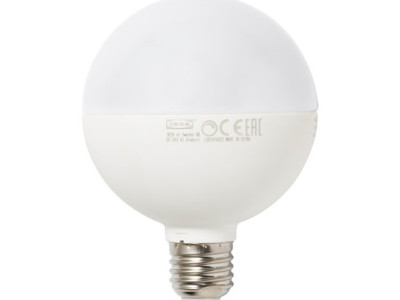 Vu chez Ikea : ampoule à LED de 1800 lm et CRI de 90