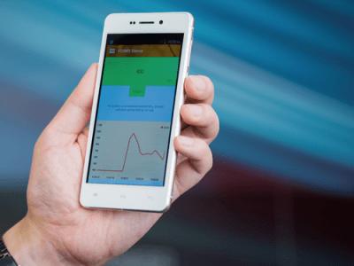 Un détecteur de gaz dans chaque smartphone avec un... 8051 ?