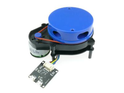 Banc d'essai : détecteur YDLidar X4 – télémétrie sur 360°
