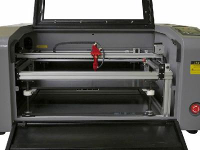 Voccell DLS: la précision pour la découpe au laser sur table