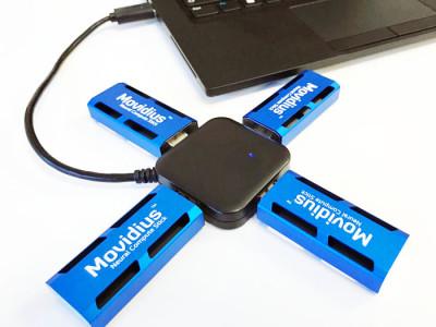 Movidius : réseaux neuronaux à partir de 79 $ avec une clé Intel