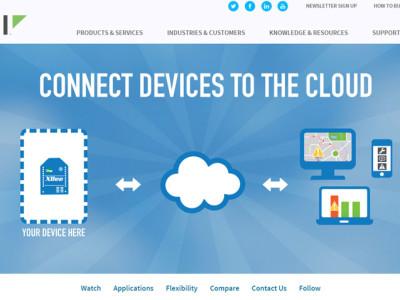 Mon voyage dans le nuage IoT (1)
