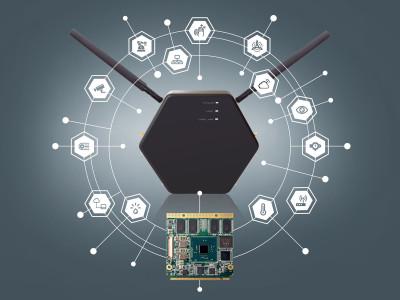 congatec présente un système de passerelle IoT à haute flexibilité