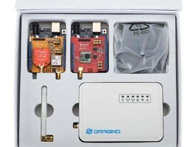 Banc d'essai : découvrir l'IdO avec les produits LoRa de Dragino