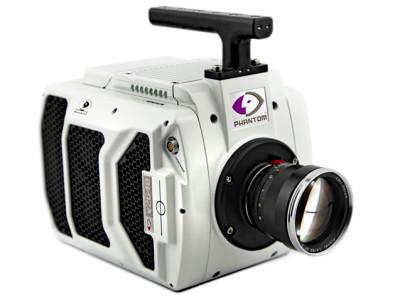 Caméra vidéo à très grande vitesse