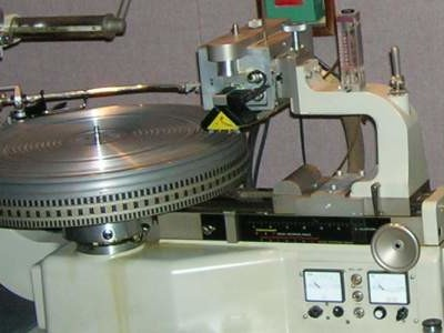 Graver soi-même des disques vinyle !