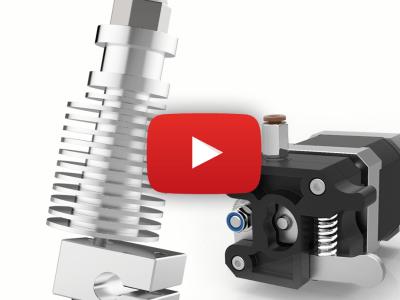 Imprimante 3D en kit : compacte, autonome, bon marché