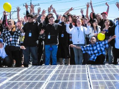 Energies renouvelables: penser global, produire local