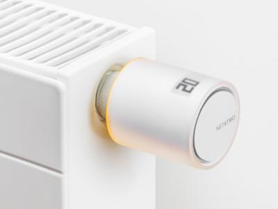 Thermostat de chauffage connecté et intelligent