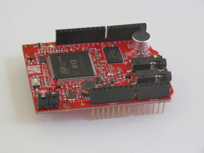 MOVI : shield Arduino à reconnaissance vocale (sans Internet)